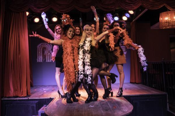 Workshop Burlesque in Delft